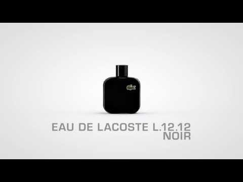 Lacoste Eau De L.12.12 Noir (For Men)