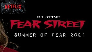 The Summer of Fear coming 2021 | Fear Street on Netflix