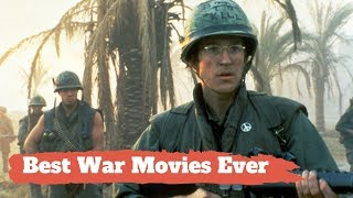 Top 20 War Movies You Must See Before You Die
