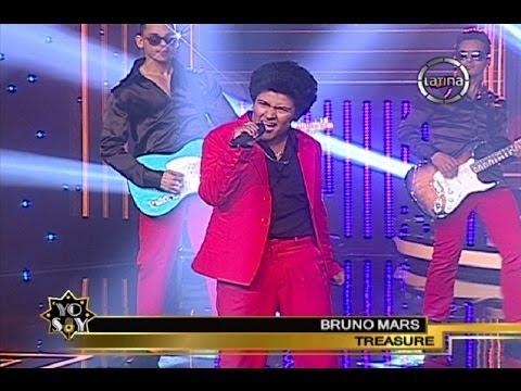 Baixar Yo Soy: Bruno Mars revivió el ritmo disco interpretando