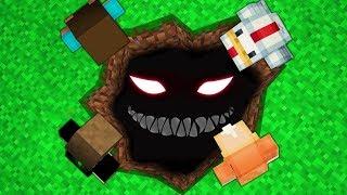 THỬ THÁCH 24 GIỜ KHÁM PHÁ HANG ĐỘNG QUÁI VẬT KINH DỊ TRONG MINECRAFT (Huy Noob Minecraft)
