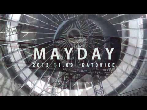 Pokaz laserowy MAYDAY Katowice 2013 LASERY INFO
