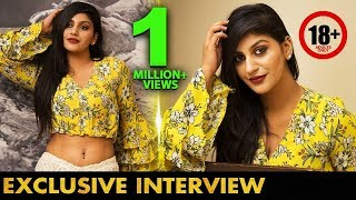 18+ah இருந்தா மட்டும் Interview பாருங்க   Actress Yashika Aannand Interview   Dhuruvangal Pathinaaru