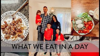 WHAT WE EAT IN A DAY TWO | Family of 5 | Healthy Family Meals