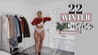 WINTER OUTFIT IDEAS 2018