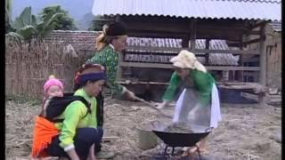 Nghề Dệt Lanh Của Người H'Mông - [Du Lịch Văn Hóa Việt Nam]