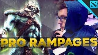 PRO DOTA 2 RAMPAGES 🔥 - Episode 4