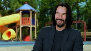 Keanu Reeves Duke Caboom Toy Story 4
