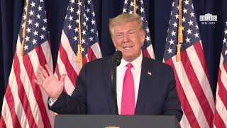 08/08/20: President Trump Holds a News Conference