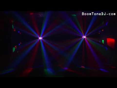 Vidéo BoomToneDJ - Derby led II
