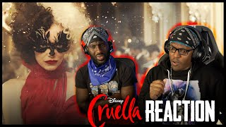 Disney's Cruella | Official Trailer Reaction