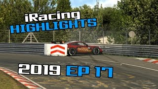 iRacing Twitch Highlights, 2019 Ep. 17 (Fails, Wins and Funny Moments)