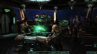 Starcraft 2 WIngs of Liberty - Terran Campaign - Live Feed