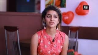 'Overnight sensation' Priya Prakash Varrier says her wink wasn't planned
