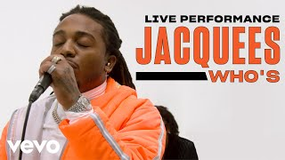 """Jacquees - """"Who's"""" Live Performance 