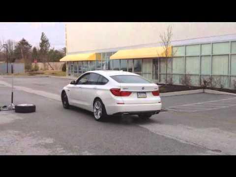 Bimmerzone.com : BMW F07 535 550 GT Spare Tire