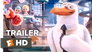 Storks (2016) Teaser Trailer – Kelsey Grammer Animated Movie