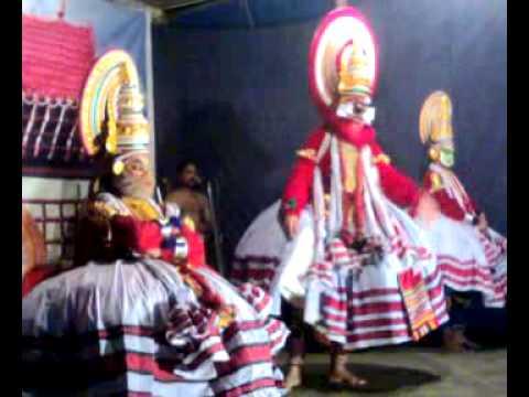 Dushasanavadham Kathakali 4