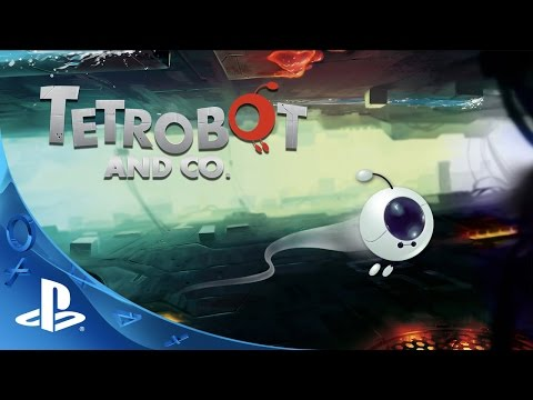 Tetrobot and Co. Trailer