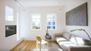 NEVER TOO SMALL ep.13 27m2 Tiny Apartment Design - Darlinghurst Apartment