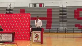 Syracuse basketball recruit Darius Bazley makes it official and signs NLI