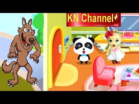 Trò chơi KN Channel TỔNG HỢP KỸ NĂNG SỐNG KHI Ở NHÀ 1 MÌNH RẤT ĐÁNG XEM | GIÁO DỤC MẦM NON
