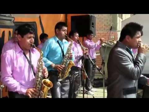 PARTE 3_TE HAS QUEDADO SOLA_FIESTA NAVAN 2014 EN HUACHO Orquesta LOS SUPER EMBAJADORES DEL FOLKLORE