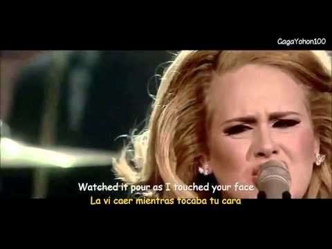 Baixar Adele   Set Fire To The Rain Lyrics   Sub Español Video Official