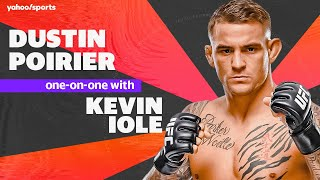Dustin Poirier 'I got too emotional' before first fight vs  Conor McGregor