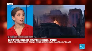 Notre-Dame Fire: The cathedral was in the midst of a massive 20-year restoration
