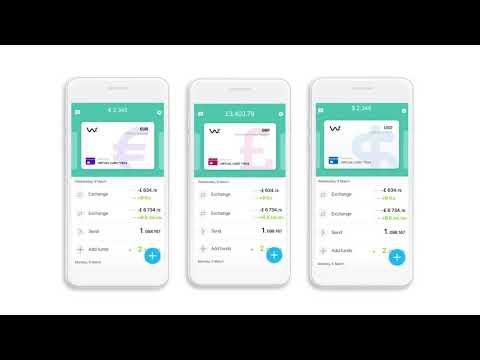 WIREX: Bitcoin Litecoin Ripple Wallet & Debit Card 2 4 21