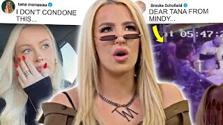 Tana Mongeau CALLED OUT for fake story time...