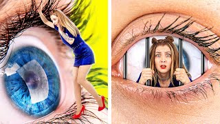 Girls Tried Police Academy! 36 Funny Situations in All Girls Class!