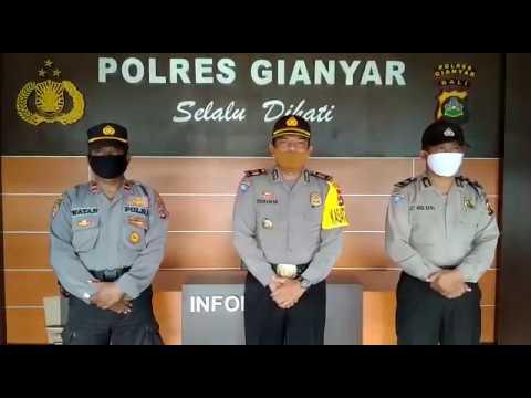 Himbauan Polres Gianyar