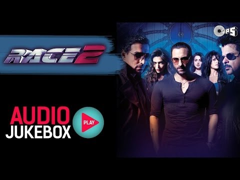Race 2 Jukebox - Full Album Songs   Saif, Deepika, John, Jacqueline, Pritam - Smashpipe Music