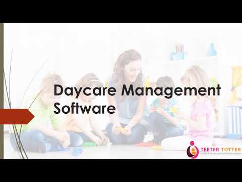 Daycare Software | Daycare Management System