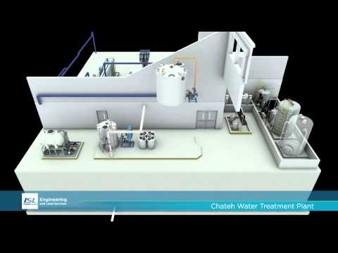 Chateh Water Treatment Plant