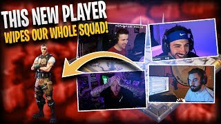 This new player wipes Nick Mercs, TimTheTatMan, 72 Hours, and DrLupo!