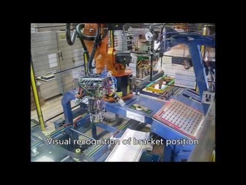 ALTINAY Robotic Bracket Placement   Automotive Glass
