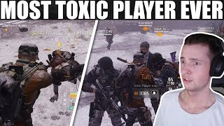 The Division | Bullying the Most Toxic Player Ever | Stream Highlights #16
