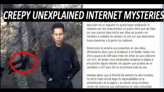 CREEPY UNEXPLAINED INTERNET MYSTERIES!