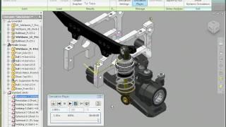 Autodesk Inventor Dynamic Simulation