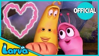 LARVA - VALENTINE'S DAY ANIMATION | 2017 Full Movie Cartoon | Cartoons For Children | LARVA Official