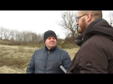 Депутат міської ради Ігор Урсулян - про незаконний видобуток гравію
