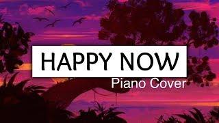 Zedd & Elley Duhé - Happy Now (Piano Cover)
