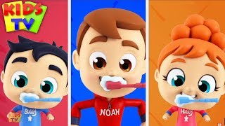This is the Way | The Supremes Cartoons | Baby Songs & Nursery Rhymes for Kids