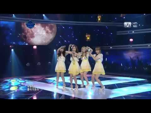 시크릿(Secret) - 별빛달빛 (Starlight Moonlight)