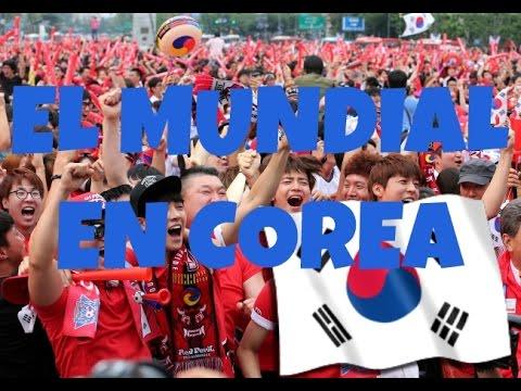 Copa del Mundo Brasil 2014: ¿Cómo se vive el Mundial en Corea? ♥ #DTEC