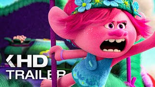 TROLLS 2 Trailer German Deutsch HD