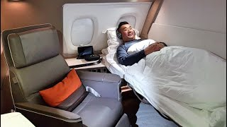 The BEST and BIGGEST FIRST CLASS SUITE - Singapore Airlines A380
